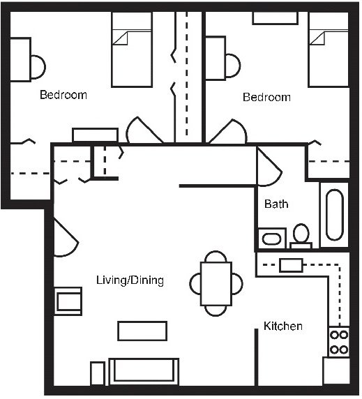 College Hill Floorplan