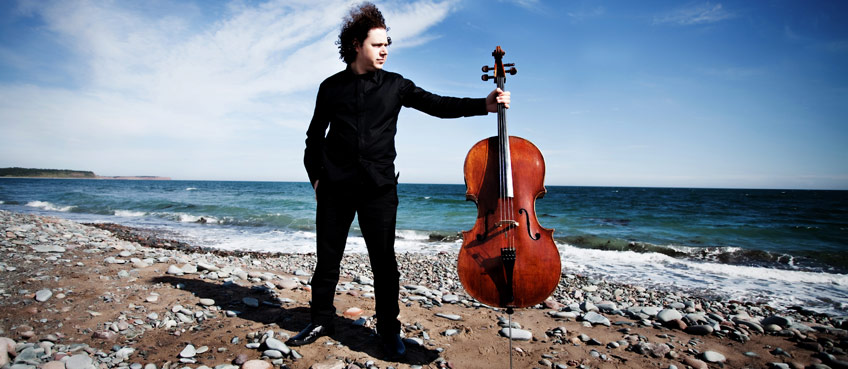 Great Artists Series Presents Cellist Matt Haimovitz & Voice