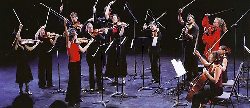 The String Orchestra of New York - Friday, October 23, 2015 at 7:00pm