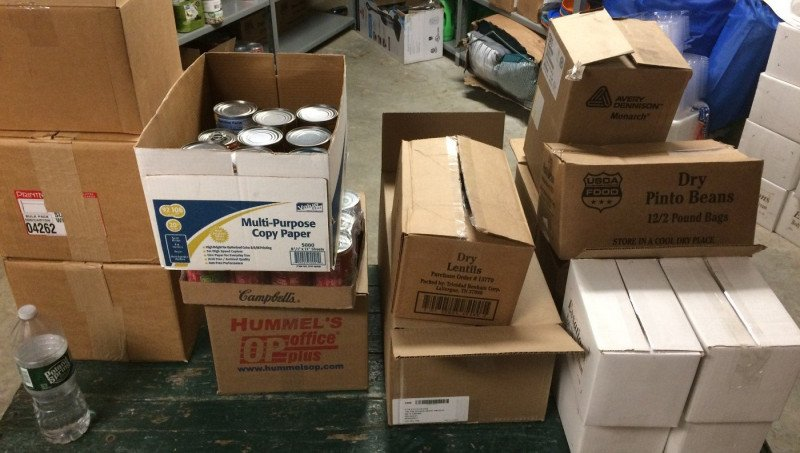 Community Package spring 2020 COVID food pantry donations v2