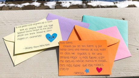 cards for hospitalized kids Victoria Borowski honors project v2