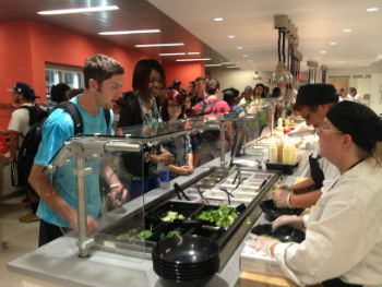 College Savings Plans >> Dining Center | Healthy and Affordable Meal Plans » Herkimer College